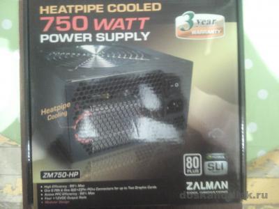 Блок питания  ZM750-HP